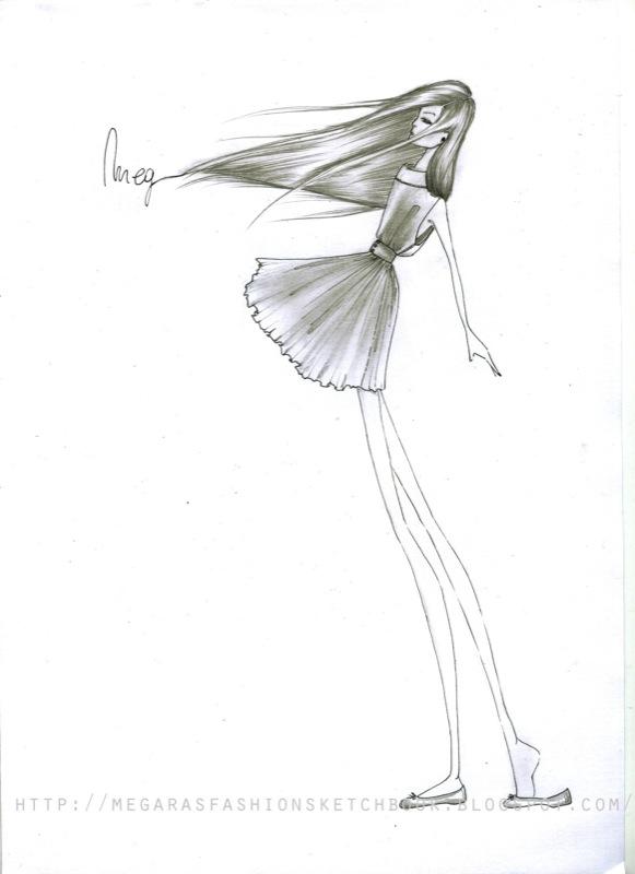 Favoloso Figurini Di Moda Stilizzati JL46 » Regardsdefemmes SN67