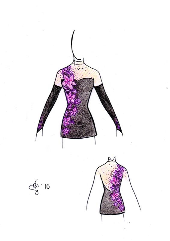 Popolare Modelli Per Disegnare Vestiti Da Stampare HY04 » Regardsdefemmes AE44